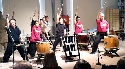 Joint Taiko Performance